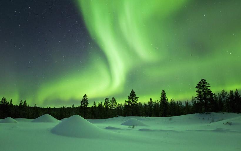 Séminaire en Laponie