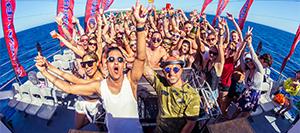 Boat Party Ibiza seminaire