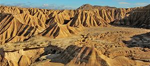 Desert des Bardenas seminaire incentive et team building espagne randonnée