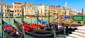 Seminaire Italie Venise Gondole 1