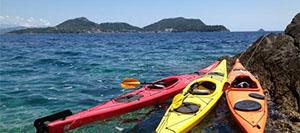 Séminaire en Croatie : kayak tours à Dubrovnik