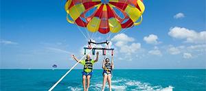 parachute seminaire ibiza incentive