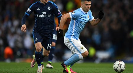 REAL MADRID MANCHESTER CITY 1