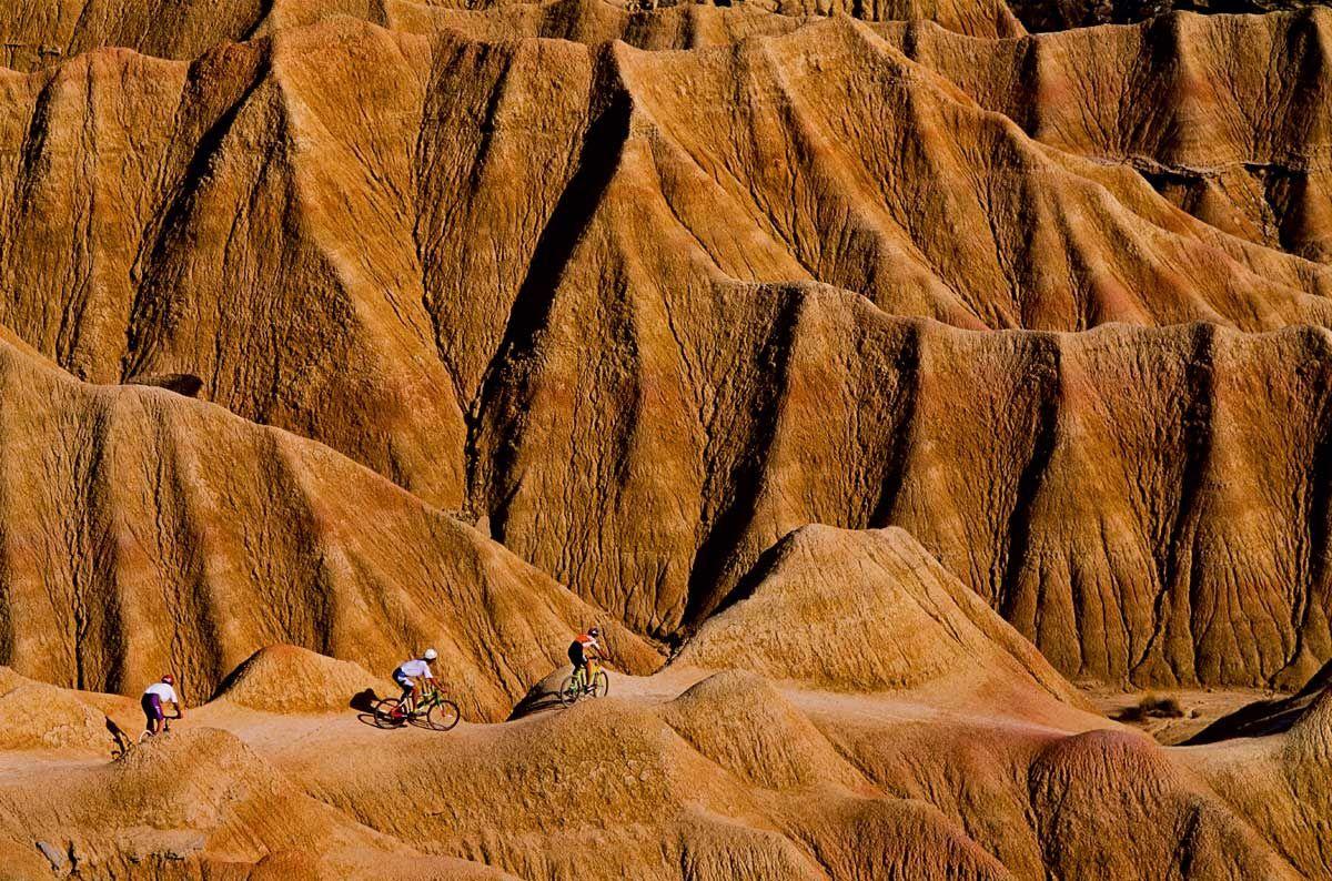 Desert des Bardenas seminaire incentive et team building espagne