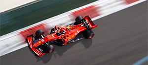 Grand Prix F1 Abu Dhabi seminaire