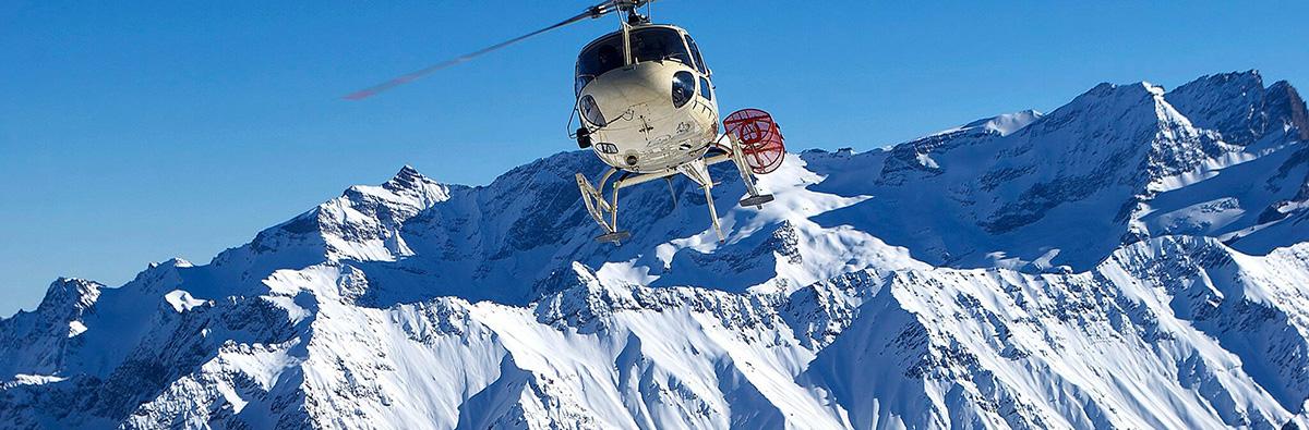 Heli-ski-Chili seminaire andes