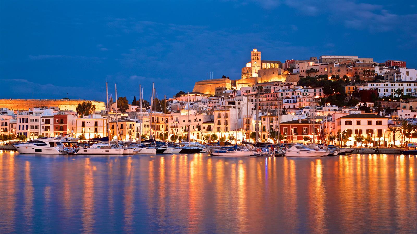 Seminaire à Ibiza incentive 2
