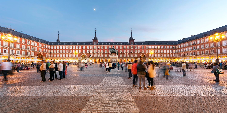 Seminaire en Espagne à Madrid incentive