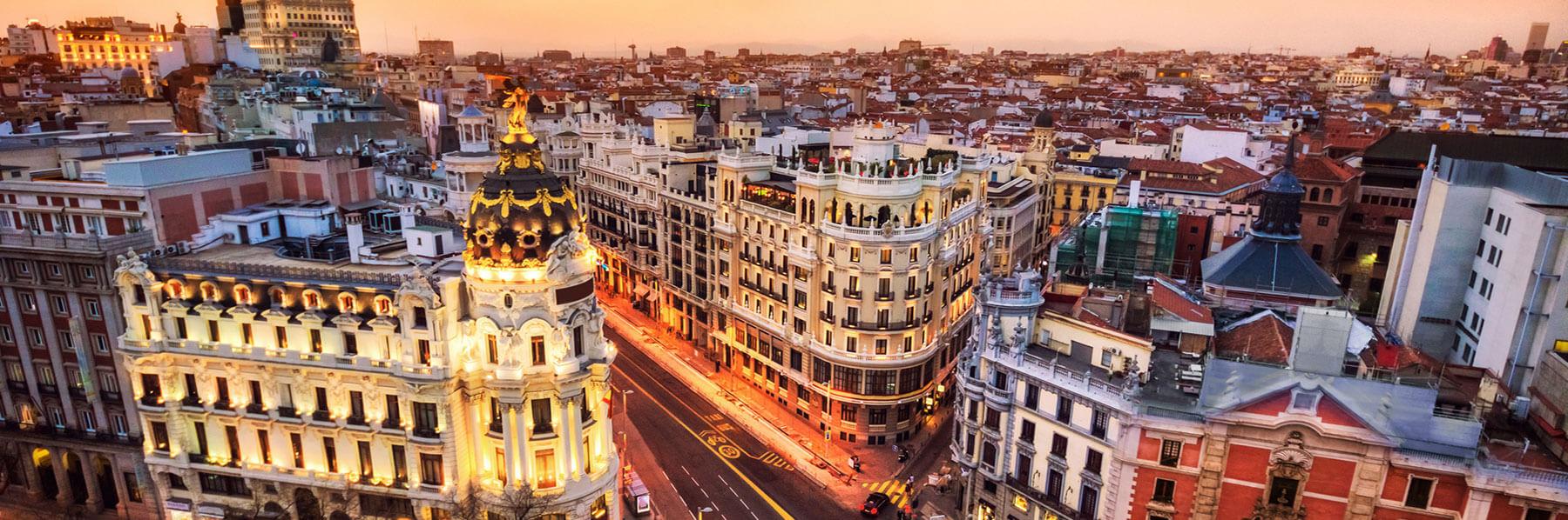 Seminaire en Espagne à Madrid
