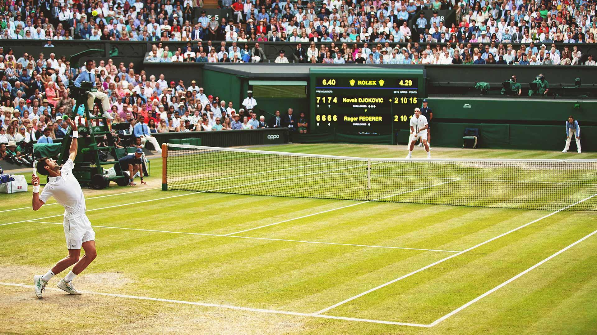 Tournoi Wimbledon tennis incentive seminaire voyage