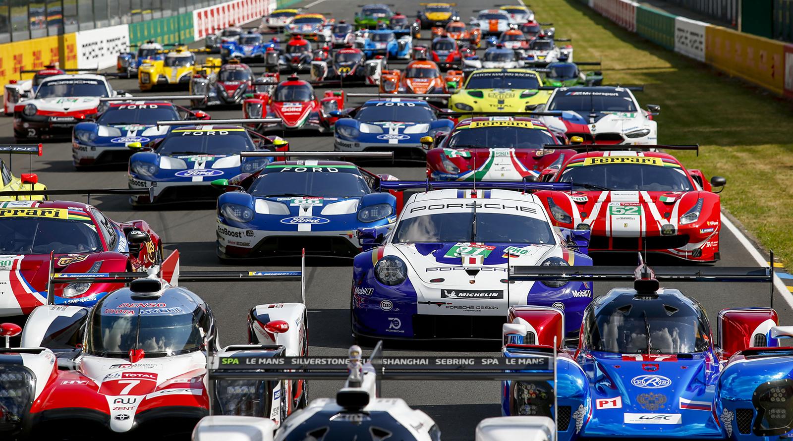 incentive aux 24 heures du Mans 1