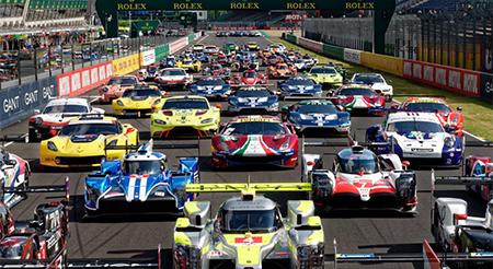 incentive aux 24 heures du Mans 5
