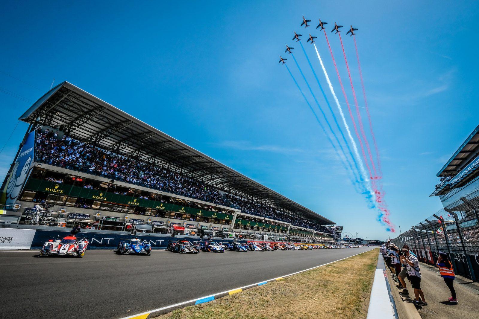 incentive aux 24 heures du Mans