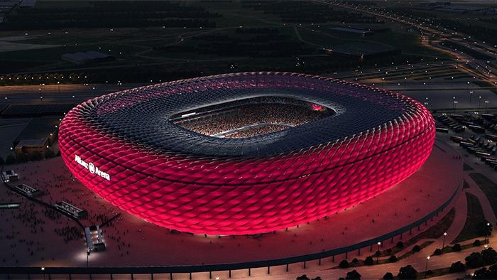 Allianz Arena Euro2020