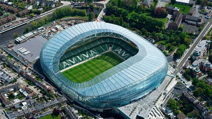 Aviva Stadium Dublin Euro2020