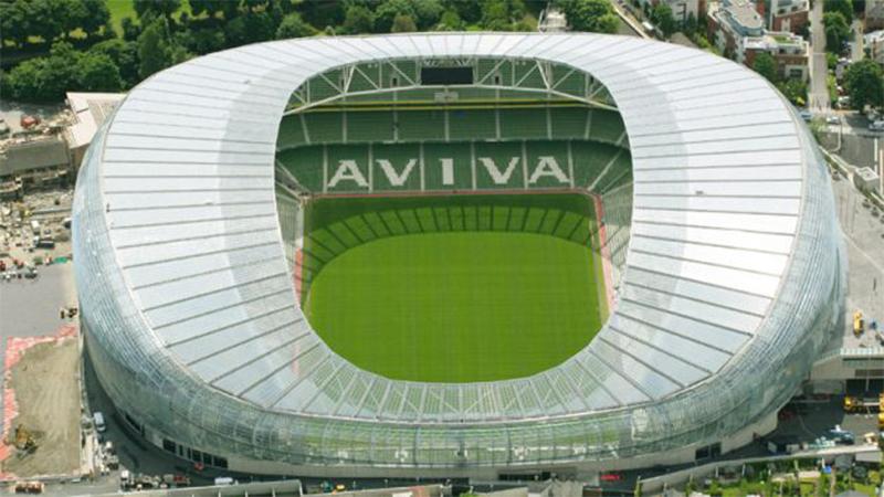 Aviva Stadium Tournoi des 6 nations voyages et séjours