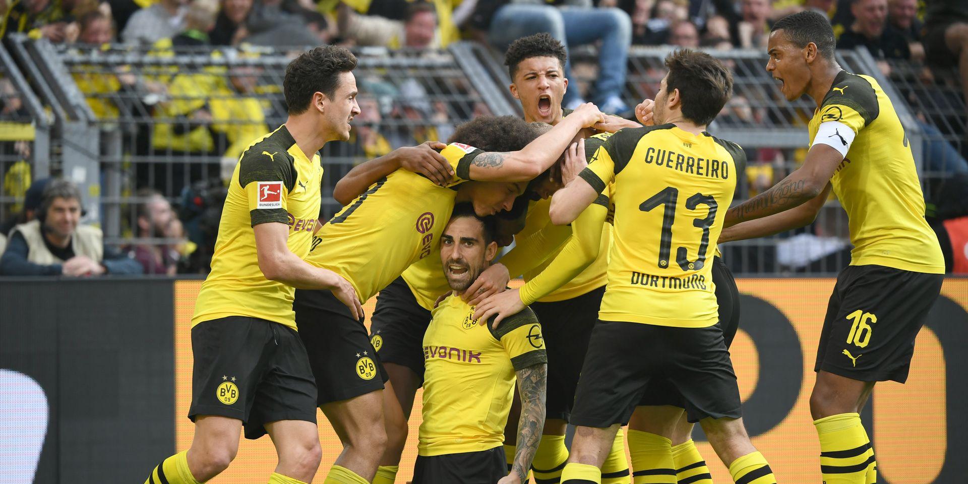 Dortmund Football Allemand