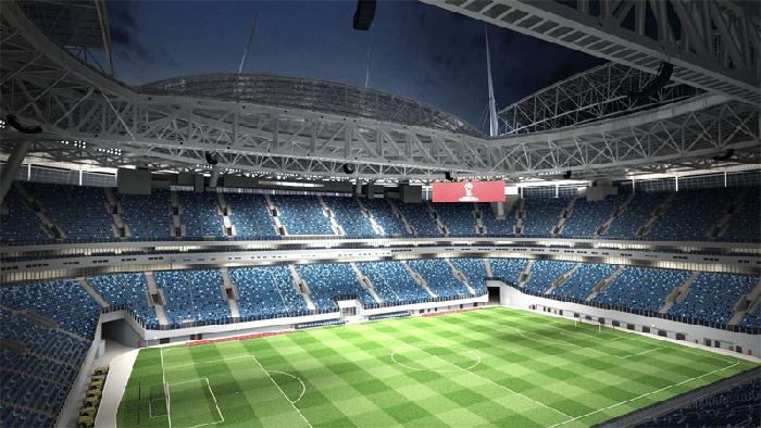 Krestovski Stadium Euro2020