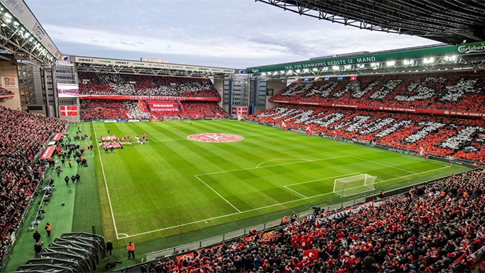 Parken Stadium Euro2020