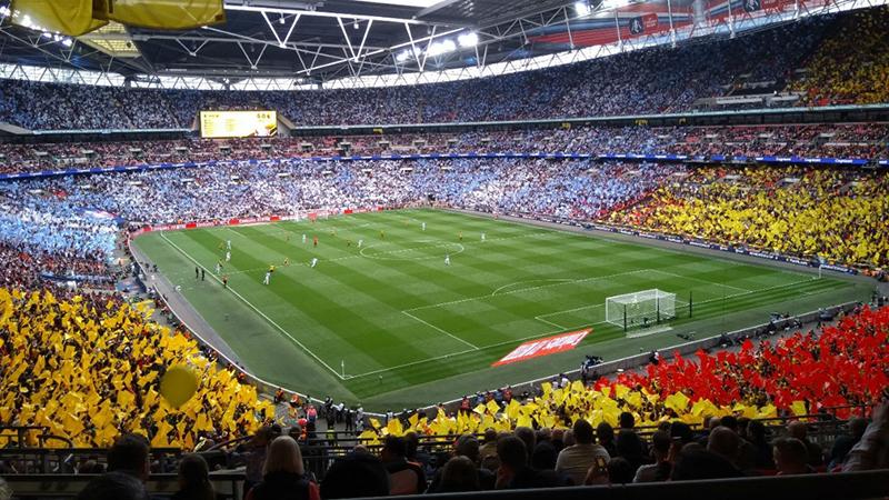 Séjour à Wembley Euro2020