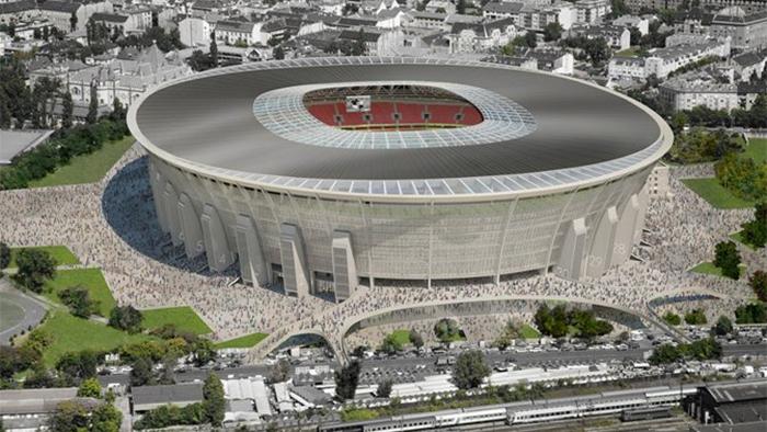 Stade Ferenc Puskas Euro2020