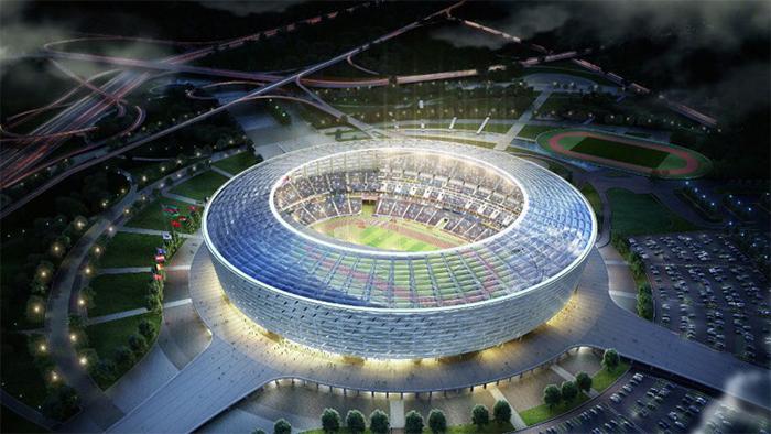 Stade Olympique Bakou Euro2020