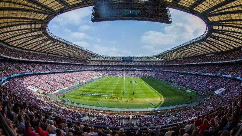 Twickenham Stadium 6 Nations Voyages séjours
