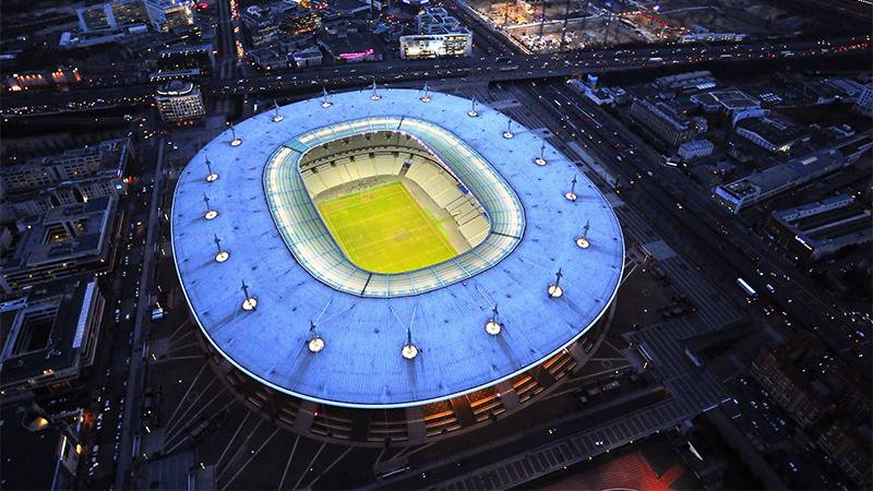 Stade de Ffrance Tournoi des 6 nations séjours voyages