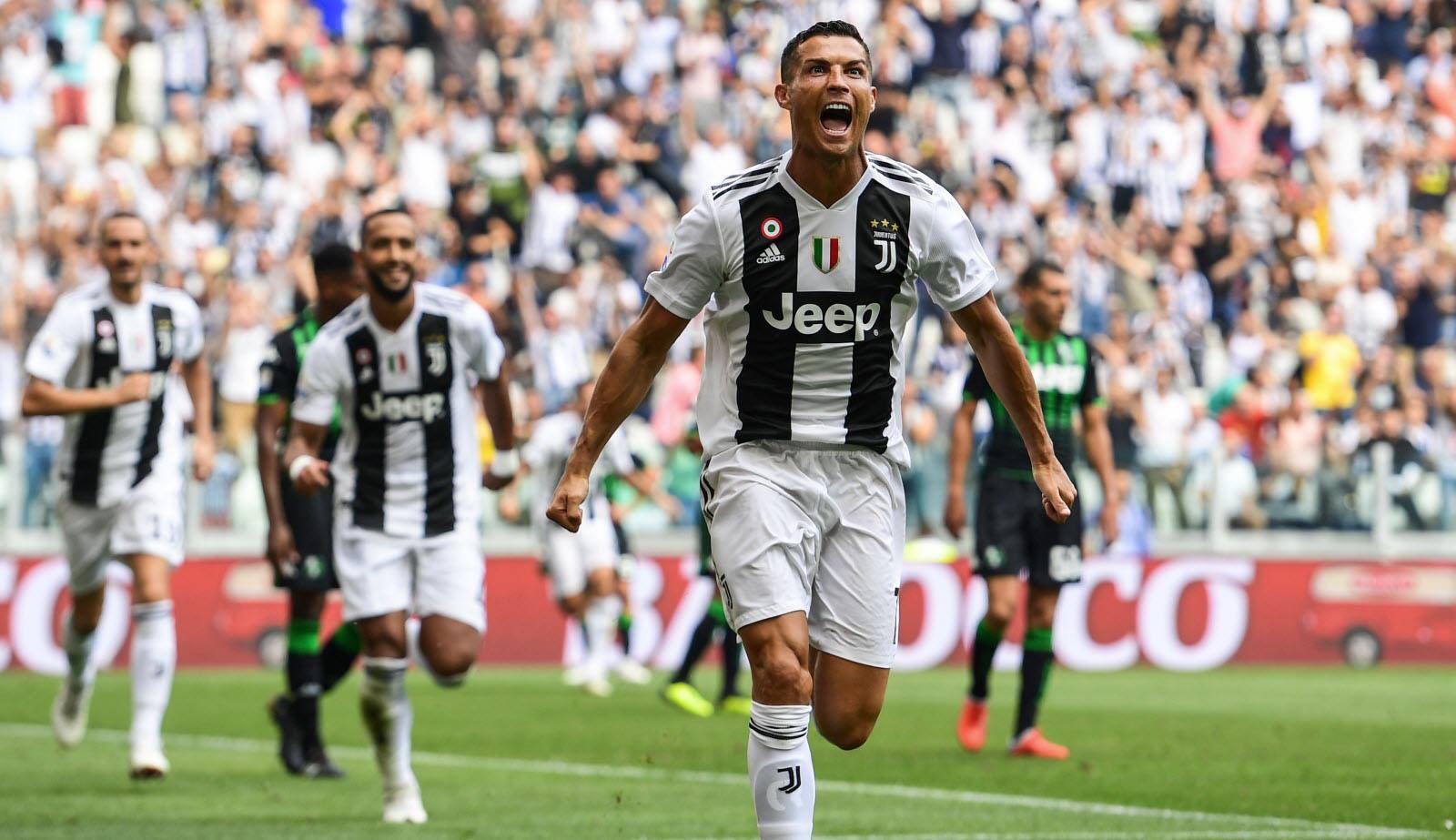 Juventus Turin-Ronaldo