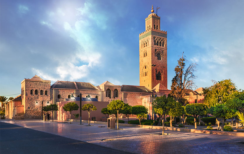 Maroc-Seminaire-team-building-Marrakech-Koutoubia
