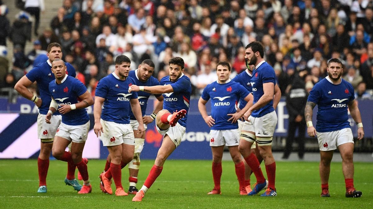 Equipe de France Rugby 6 nations sejour seminaire