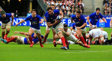Tournoi des 6 nations- Angleterre France