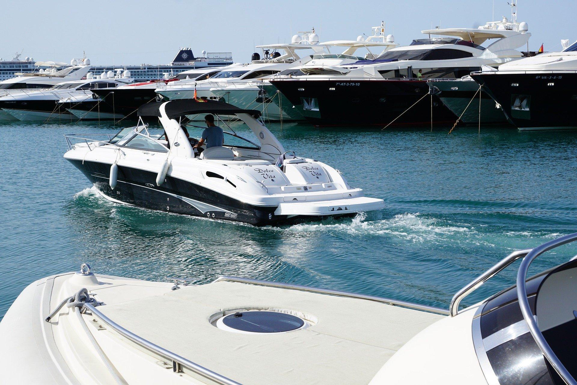 Séminaire Ibiza - Location bateau