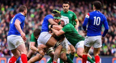 Seminaire à dublin-Irlande-France-six-nations